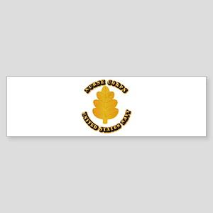Navy - Nurse Corps Sticker (Bumper)