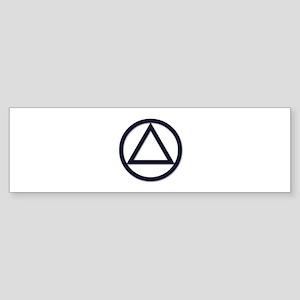 A.A. Symbol Basic - Sticker (Bumper)