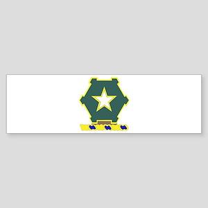 DUI - 1st Bn - 36th Infantry Regt Sticker (Bumper)