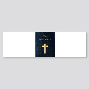 The Holy Bible Bumper Sticker