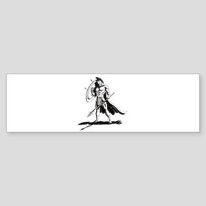 Spartan Sticker (Bumper)