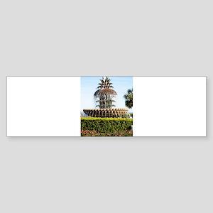 Charleston SC Waterfront Park Sticker (Bumper)