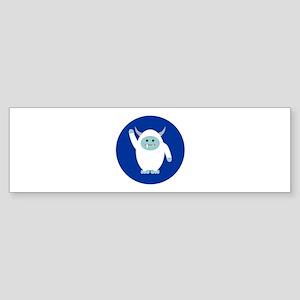 Lil Yeti Sticker (Bumper)