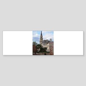 Charleston SC Church Sticker (Bumper)