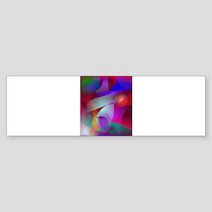 Dawn Art Bumper Sticker