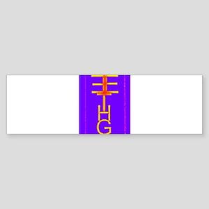 Eethg Corps Inc Bumper Sticker