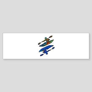 KAYAK Bumper Sticker