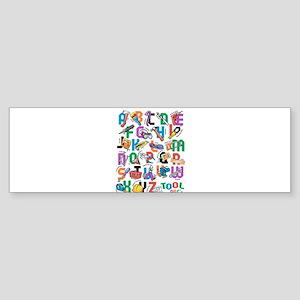 ABC Tools Sticker (Bumper)