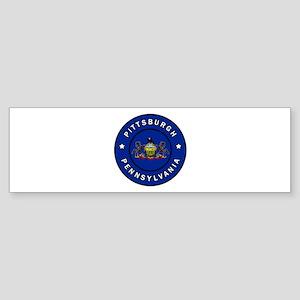 Pittsburgh Pennsylvania Bumper Sticker