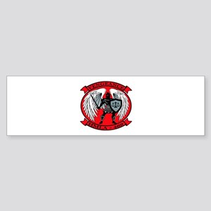Marine Lt Atk Helicopter Squadron 469 Sticker (Bum
