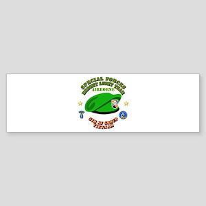 SOF - Bright Light Team Beret Sticker (Bumper)