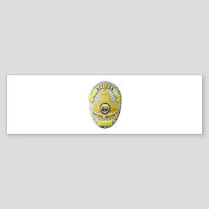 Private Security Bumper Sticker