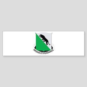 DUI - 3rd Battalion - 69th Armor Regiment Sticker