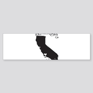 Santa Barbara Sticker (Bumper)