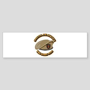 Special Air Service - UKSF Sticker (Bumper)