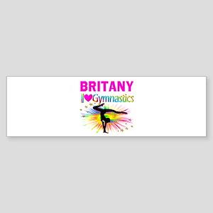 GYMNAST DREAMS Sticker (Bumper)