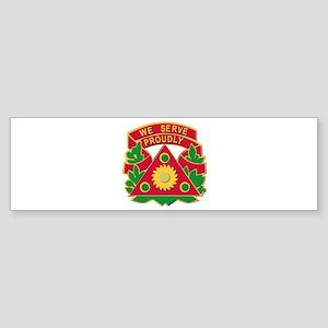 DUI - 196th MEB - No Text Sticker (Bumper)