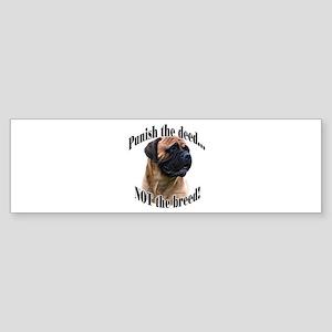 Bully Anti-BSL 3 Bumper Sticker