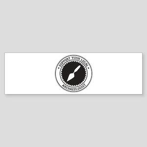 Support Archaeologist Bumper Sticker