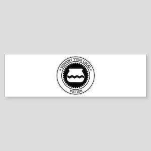 Support Potter Bumper Sticker