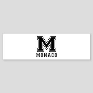 Monaco Designs Sticker (Bumper)