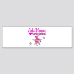 GYMNASTICS LOVE Sticker (Bumper)