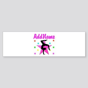 GYMNAST GIRL Sticker (Bumper)