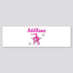 GORGEOUS GYMNAST Sticker (Bumper)