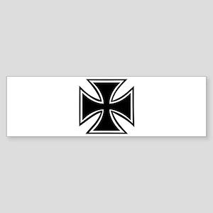 Iron cross Sticker (Bumper)