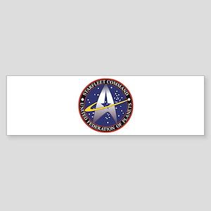 STAR TREK SFC-UFP Sticker (Bumper)