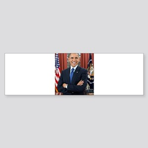 Barack Obama President of the United States Bumper