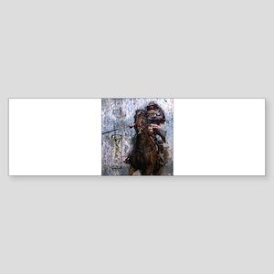 Ronin Rider Bumper Sticker
