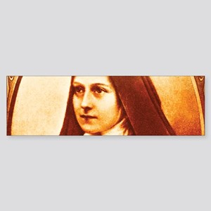 St. Therese Bumper Sticker