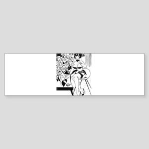 Gold Digger Bumper Sticker