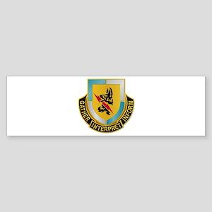 DUI - 134th Military Intelligence Bn Sticker (Bump
