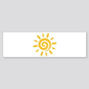 Sun Sticker (Bumper)