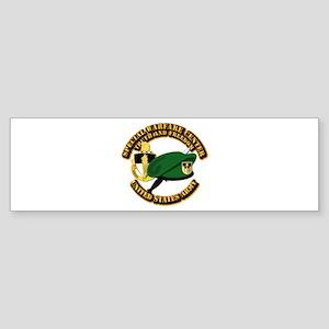 Swc - Beret Dagger Dui (bumper) Bumper Sticker
