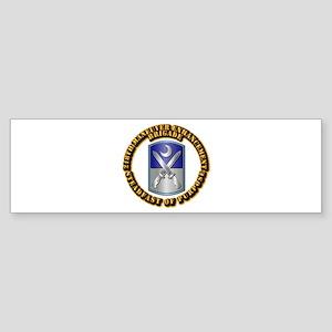 SSI - 218th Maneuver Enhancement Brigade Sticker (