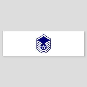 USAF E-7 MASTER SERGEANT Bumper Sticker