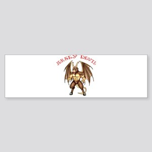 Pine Barren Horror Bumper Sticker