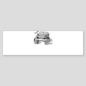 Doc's Jeep Bumper Sticker