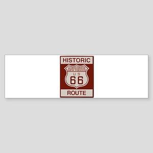 Albuquerque Route 66 Bumper Sticker