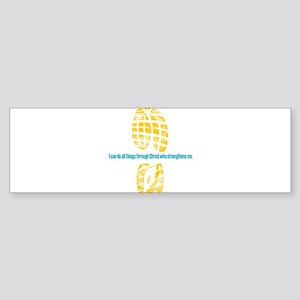 413 running back Sticker (Bumper)