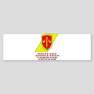 MACV Bumper Sticker
