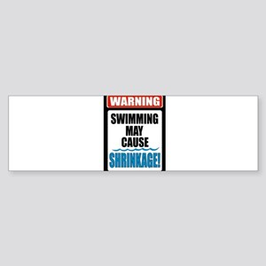 Shrinkage Sticker (Bumper)