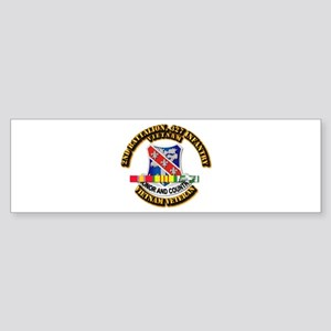 Army - 2nd Battalion, 327 Infantry w SVC Ribbons S