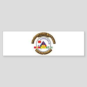 USMC - 1st Shore Party Battalion VN SVC Ribbon Sti