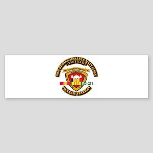 SSI - 3rd Reconnaissance Bn w VNSVC Ribbon Sticker
