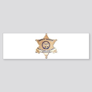 Maricopa County Sheriff Sticker (Bumper)