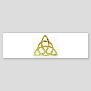 Triquetra, Charmed, Book of Shado Sticker (Bumper)